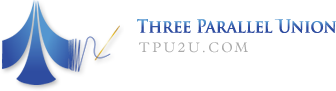 Three Parallel Union - Embroidery Printing Services